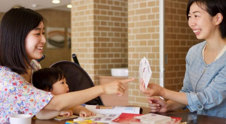 子連れの習い事、趣味の英会話でリフレッシュしたいママの英会話レッスン