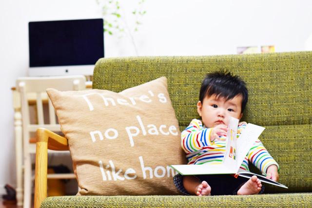 赤ちゃん連れOK英会話家庭教師