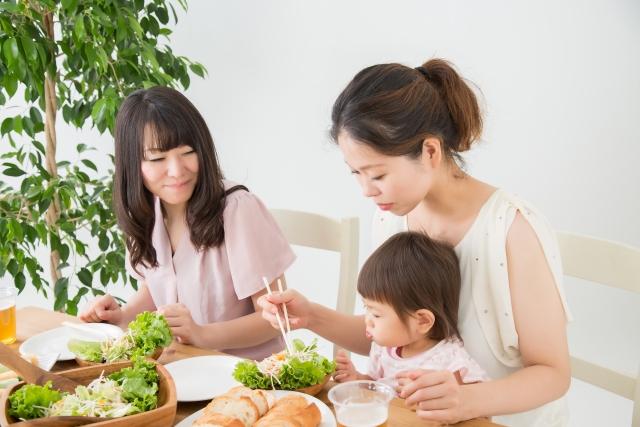 子連れで海外旅行!レストランの英会話