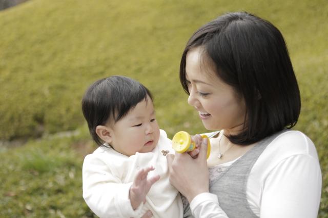 赤ちゃんと一緒に楽しく習い事
