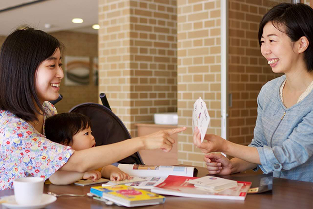 インターナショナルスクール/プリスクールママの英語対策レッスン