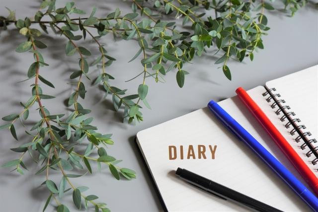 英語で日記